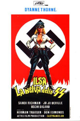 Ilsa — She Wolf Of The SS Poster