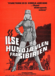 Ilsa The Tigress of Siberia Poster 5