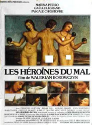 Immoral Women Poster