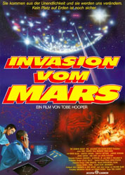 Invaders From Mars Poster 1