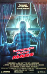 Invaders From Mars Poster 2