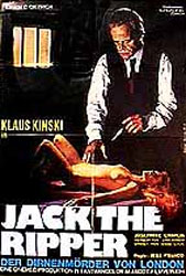 Jack The Ripper Poster 2