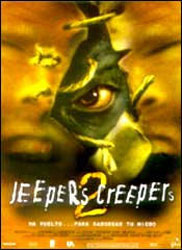 Jeepers Creepers II Poster 2