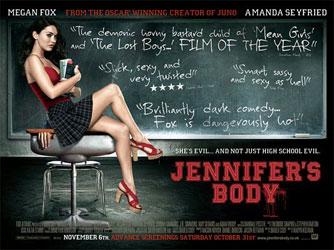 Jennifer's Body Poster 4