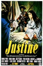 Marquis de Sade's Justine Poster 2