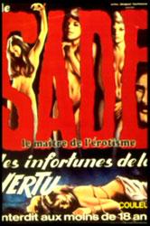 Marquis de Sade's Justine Poster 3