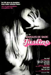 Marquis de Sade's Justine Poster 4