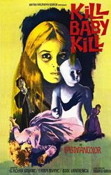 Kill, Baby... Kill! Poster 1