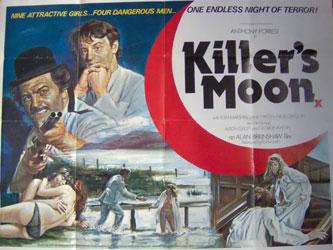 Killer's Moon Poster