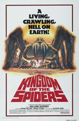 Kingdom of the Spiders Poster 3