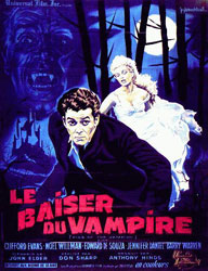 The Kiss of the Vampire Poster 3