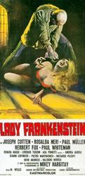 Lady Frankenstein Poster 1