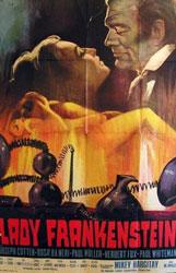 Lady Frankenstein Poster 2