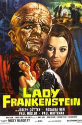 Lady Frankenstein Poster 3