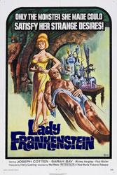 Lady Frankenstein Poster 4