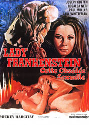 Lady Frankenstein Poster 5