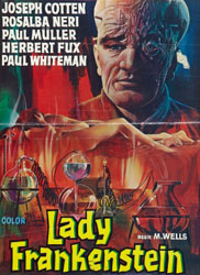 Lady Frankenstein Poster 6