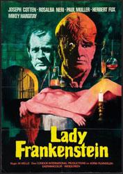 Lady Frankenstein Poster 7
