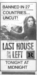 The Last House On The Left Poster 2