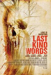 Last Kind Words Poster 1