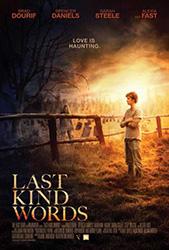 Last Kind Words Poster 2