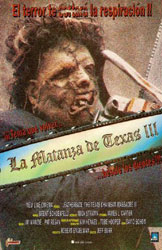 Leatherface: Texas Chainsaw Massacre III Poster 2
