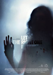 Let the Right One In Poster 1