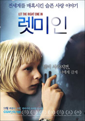 Let the Right One In Poster 4