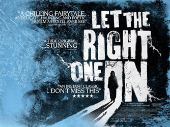Let the Right One In Poster 5