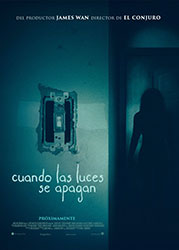 Lights Out Poster 2