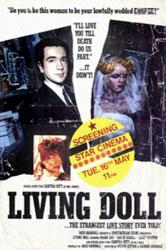 Living Doll Poster 1