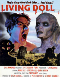 Living Doll Poster 2