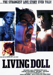 Living Doll Poster 3