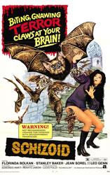 Lizard in a Woman's Skin Poster 2