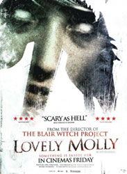 Lovely Molly Poster 2