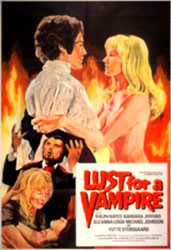 Lust For A Vampire Poster 1