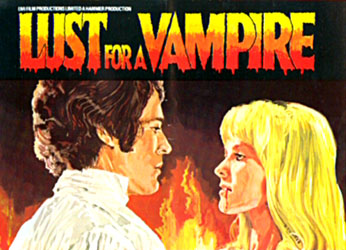 Lust For A Vampire Poster 3