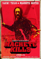 Machete Kills Poster 1