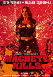 Machete Kills Poster 10