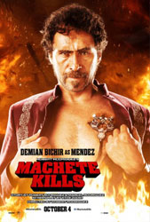 Machete Kills Poster 11