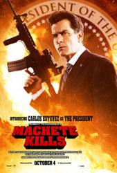 Machete Kills Poster 12