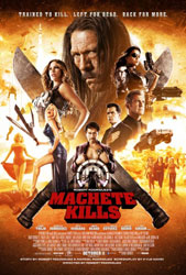 Machete Kills Poster 14