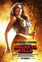 Machete Kills Poster 16