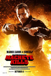 Machete Kills Poster 17