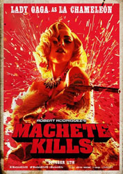 Machete Kills Poster 18