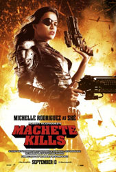 Machete Kills Poster 19