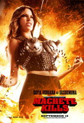 Machete Kills Poster 2