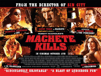 Machete Kills Poster 20