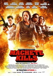 Machete Kills Poster 3