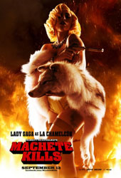 Machete Kills Poster 4